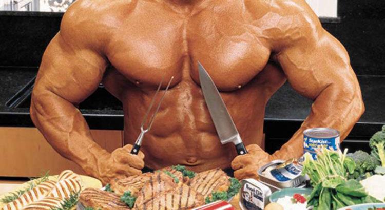 Dieta musculacion hombre 80 kg